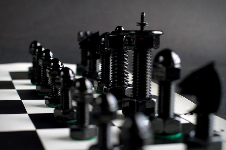 Tool Chess Set