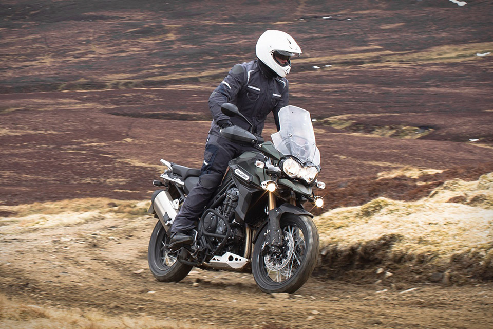 Triumph Tiger Explorer Xc Motorcycle Uncrate