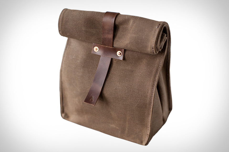 Artifact Lunch Bag Uncrate