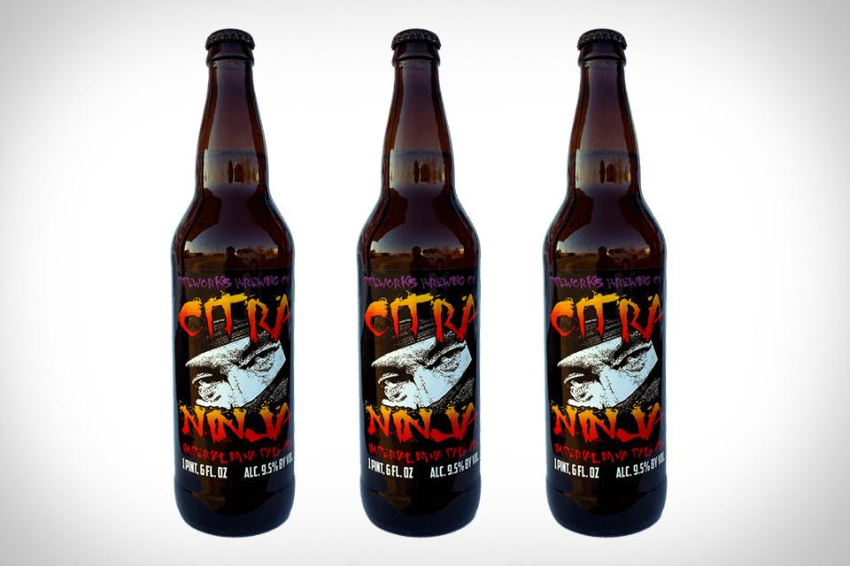 Pipeworks Citra Ninja Beer