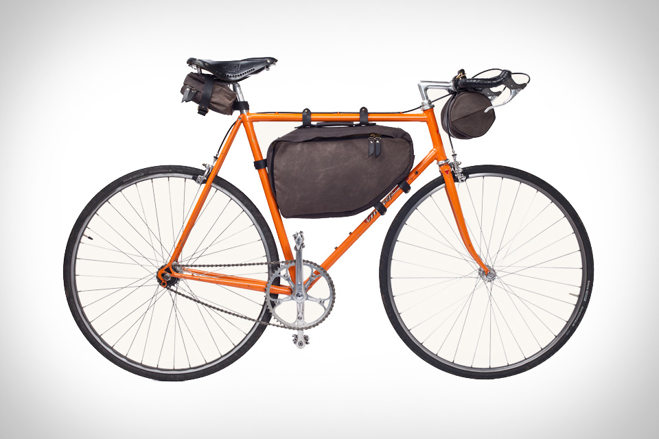 Tanner Goods Bike Bags