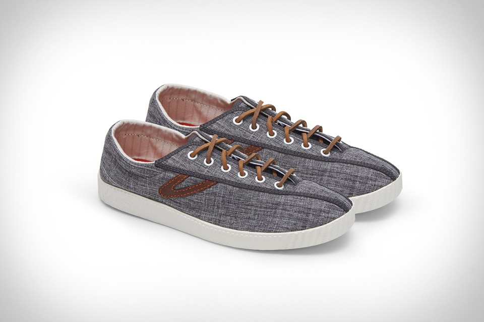 Tretorn Nylite Linen Shoes