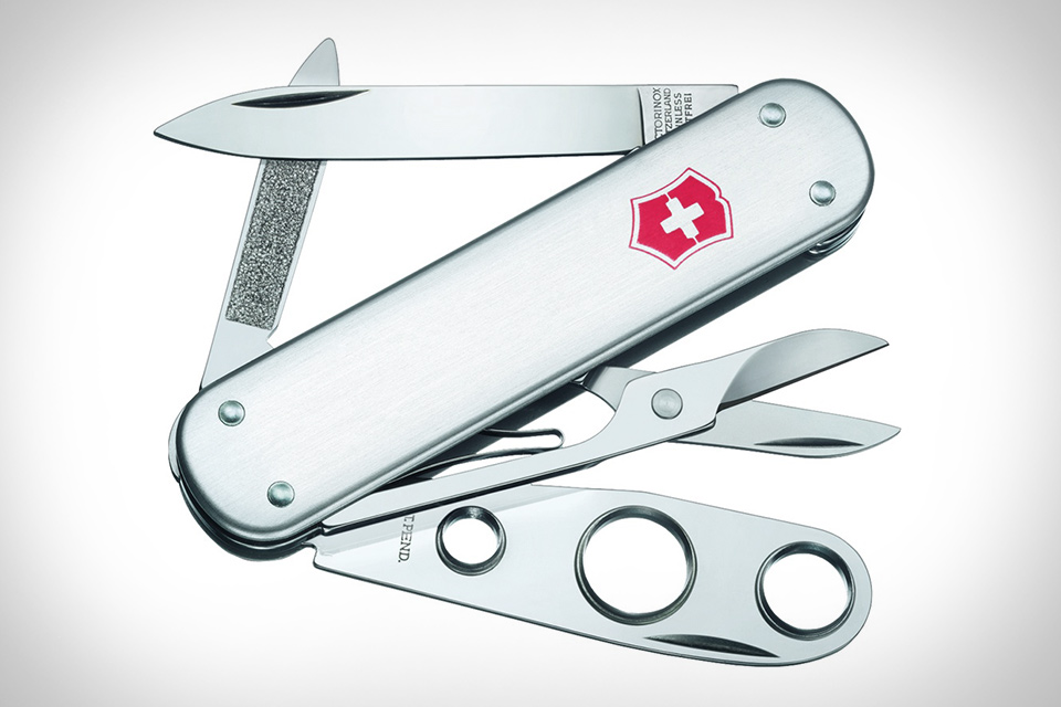Victorinox Swiss Army Cigar Knife
