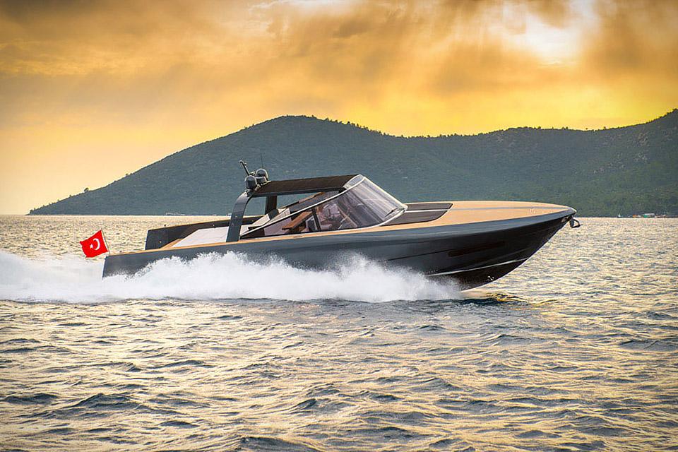 Alen 68 Yacht