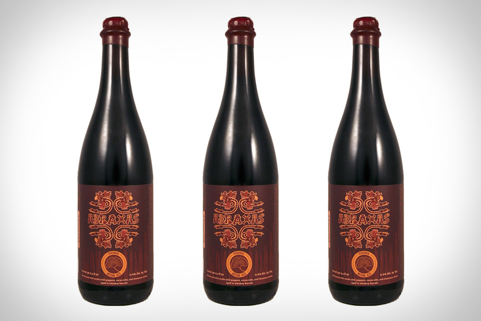 Perennial Barrel-Aged Abraxas Beer