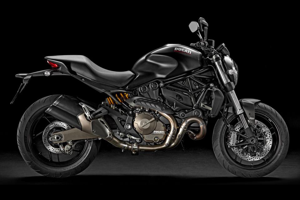 Ducati Monster 821 Motorcycle