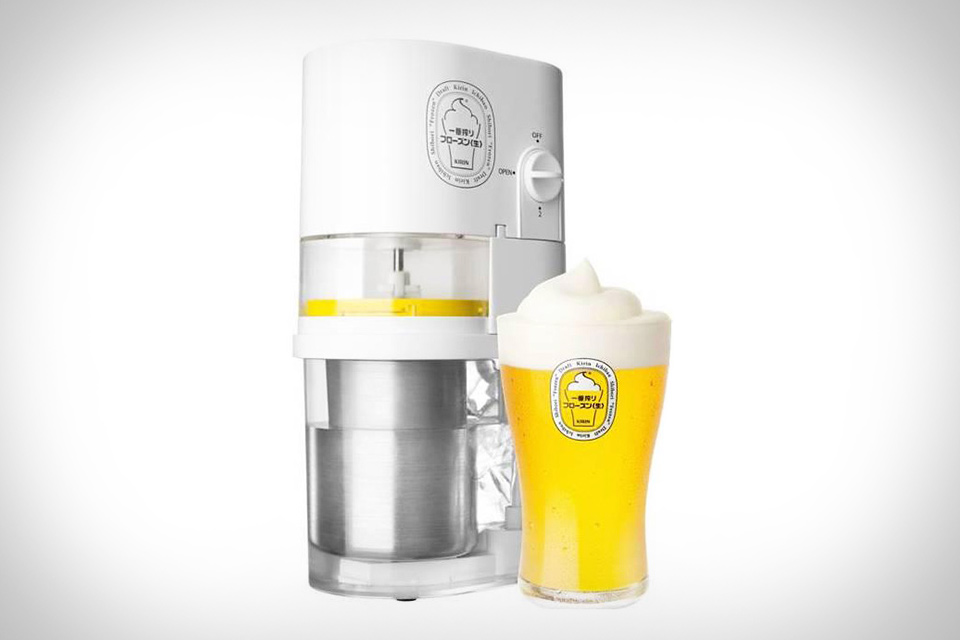 Kirin Ichiban Frozen Beer Slushie Machine