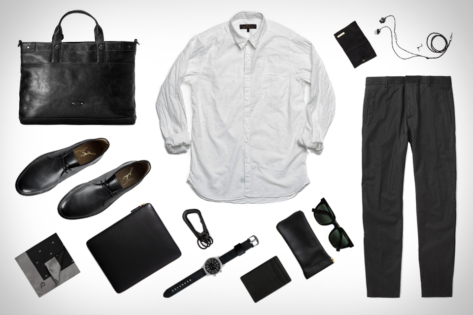 Garb: Grayscale
