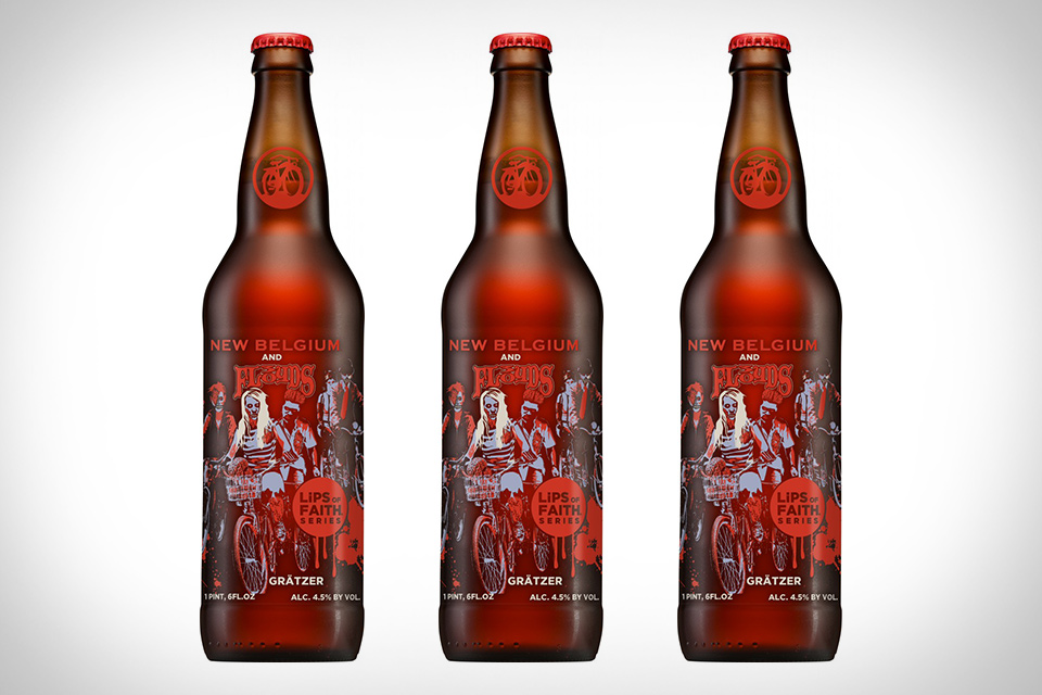 New Belgium Brewing Gratzer Beer