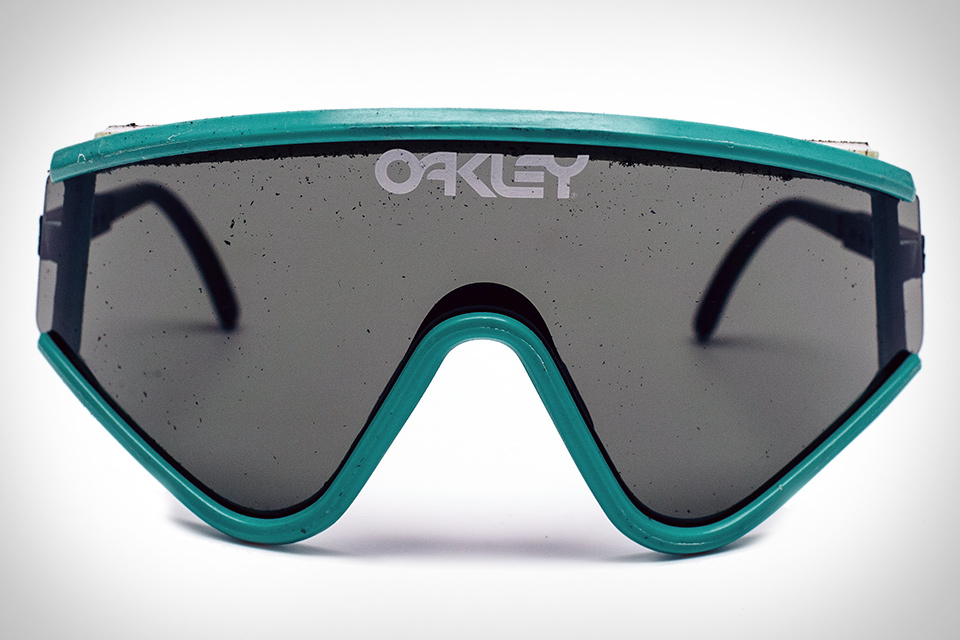 Artifact: Oakley Eyeshades