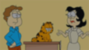 Realistic Garfield Uncrate