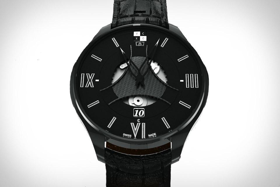VCXO One Magic Button Watch