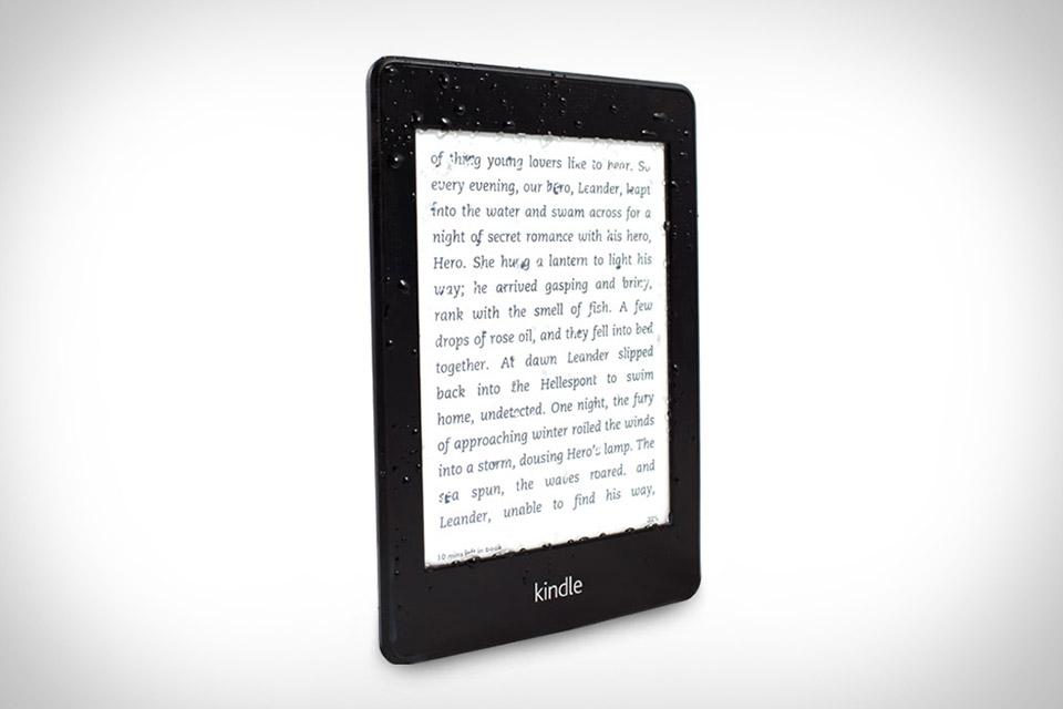 Waterfi Waterproof Kindle Paperwhite