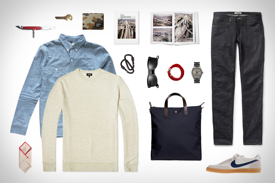 Garb: Left Coast