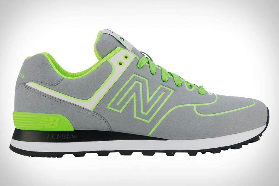 New Balance Neon Lights 574