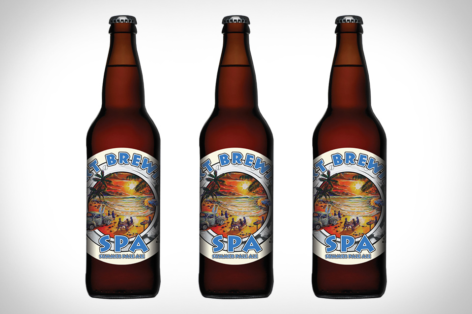 Port Brewing SPA Beer