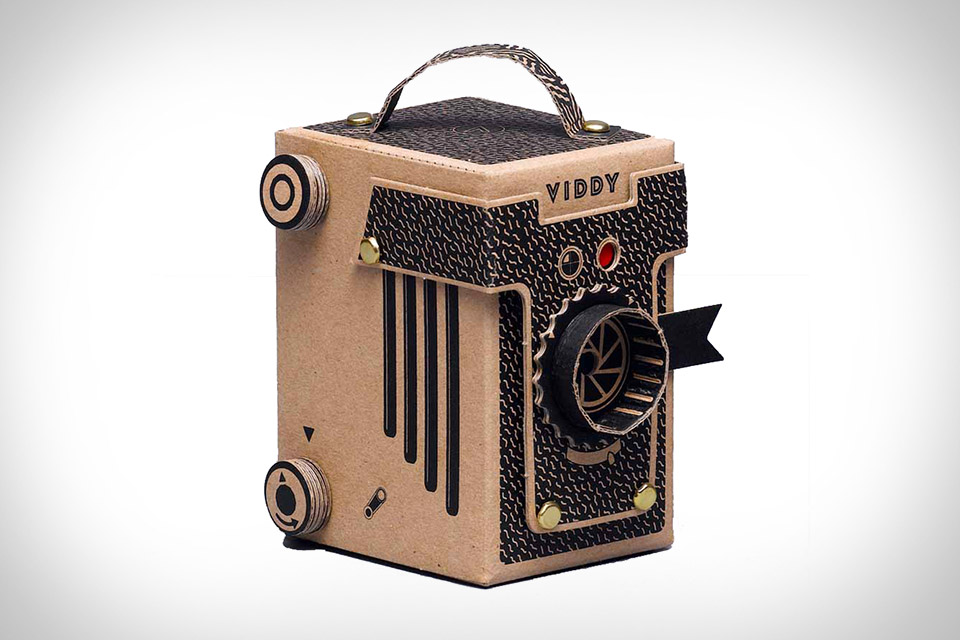 Viddy DIY Pinhole Camera