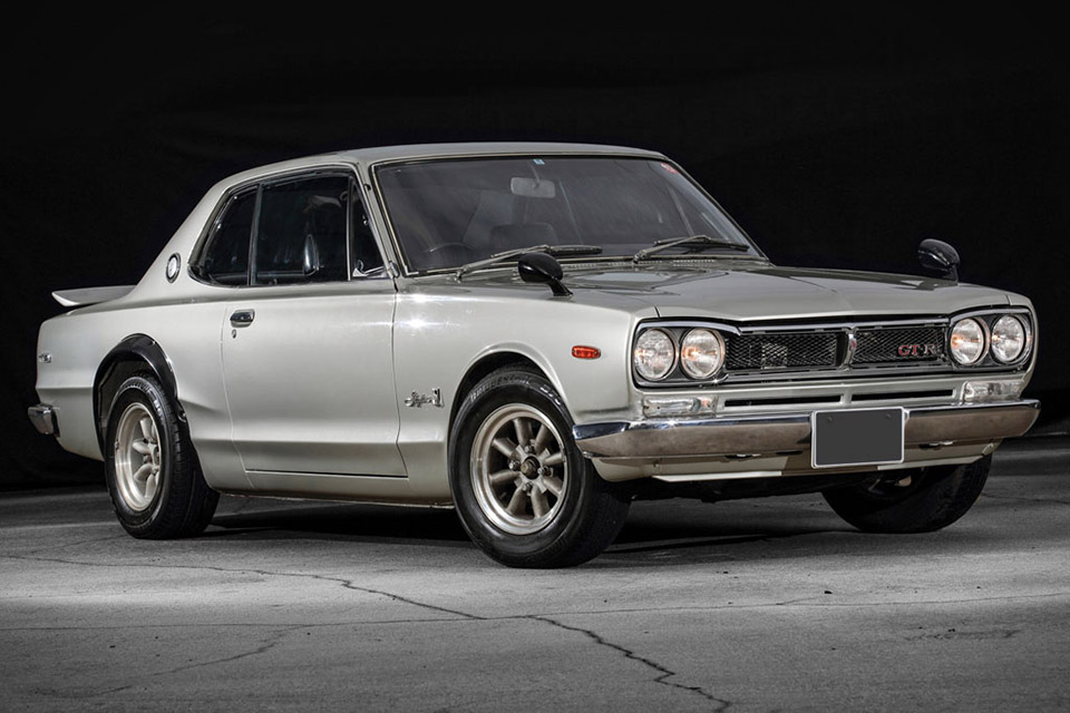 1972 Nissan Skyline GT-R
