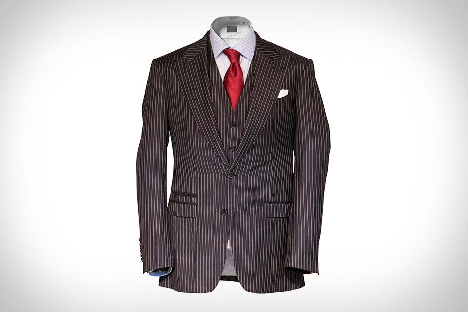 Garrison Bespoke Bulletproof Suit