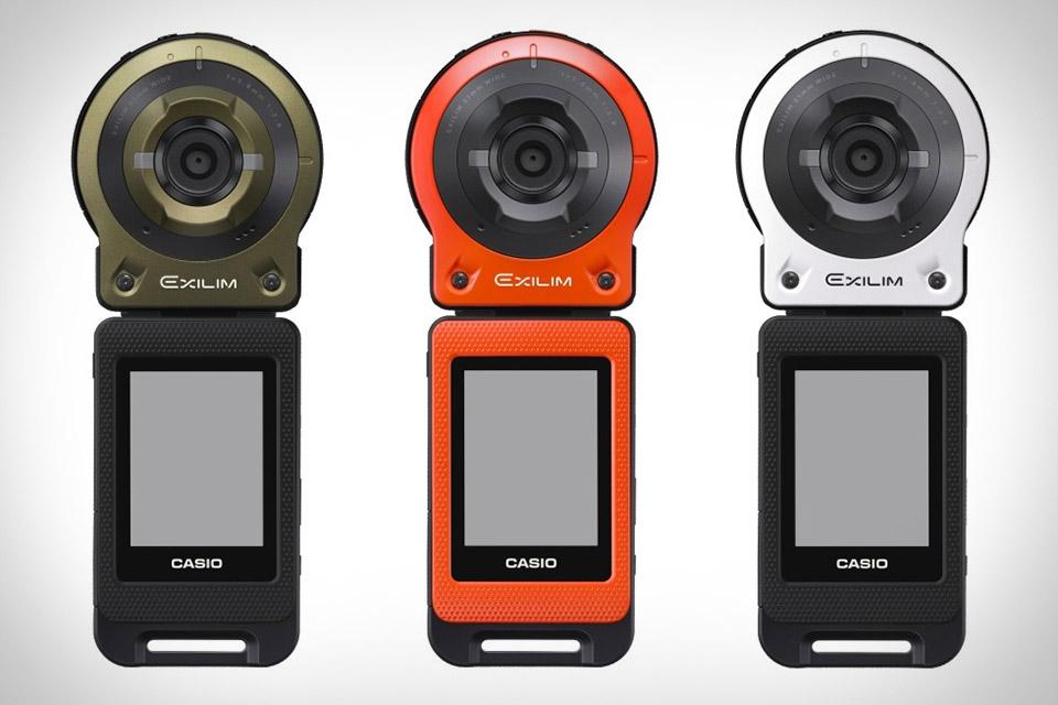 Casio EX-FR10 Split Camera