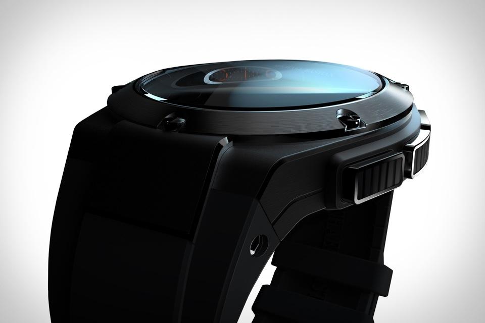Michael Bastian x HP Smartwatch