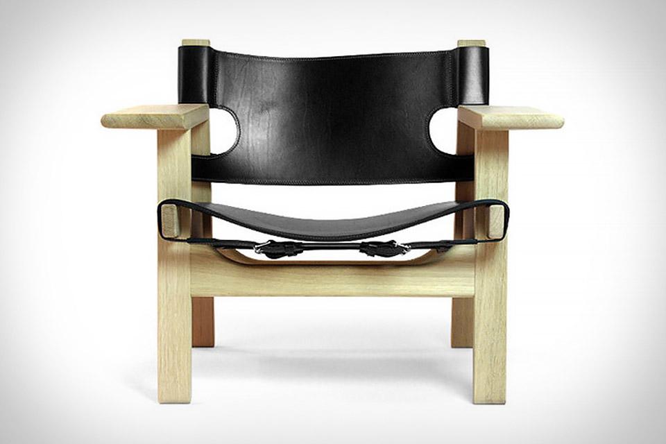 borge mogensen spanish chair uncrate