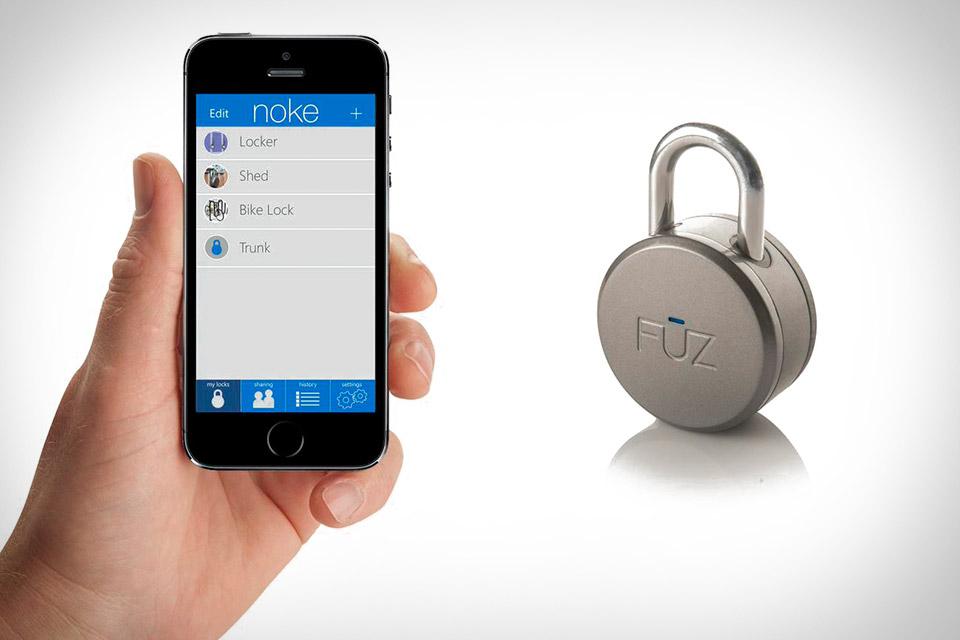 Noke Bluetooth Padlock