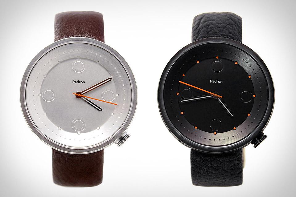 Padron Hennepin Watch