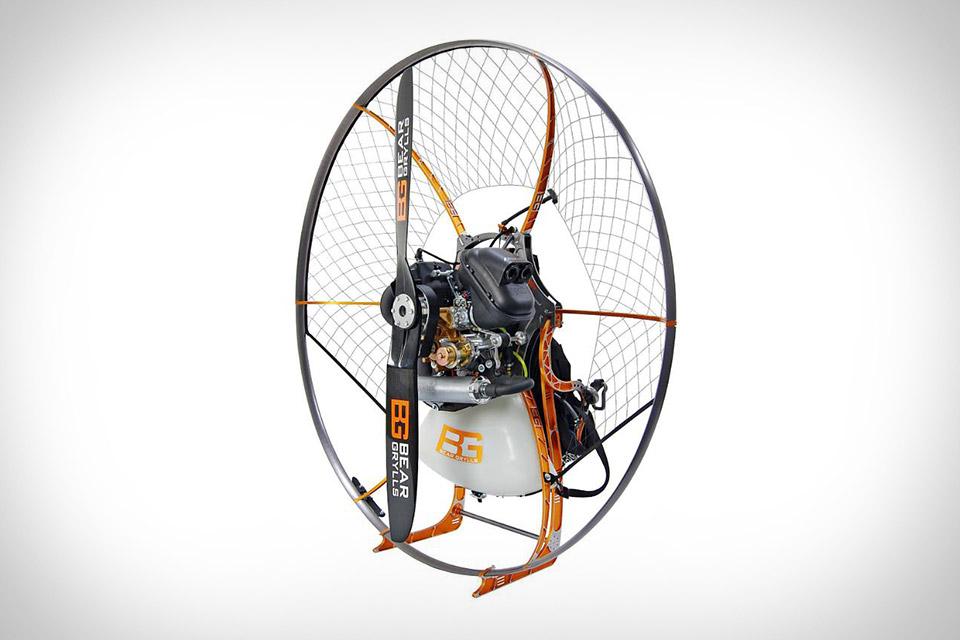 Parajet Bear Grylls Paramotor