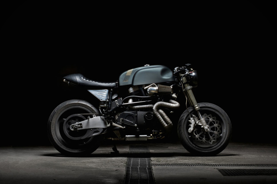Sartorie Meccaniche Belva Motorcycle