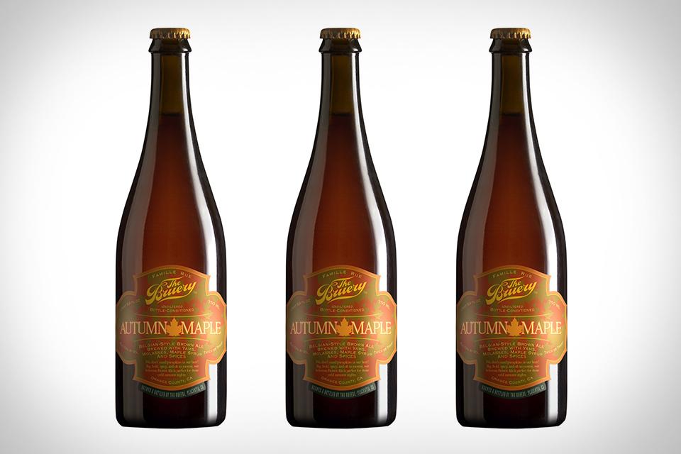 The Bruery Autumn Maple Beer
