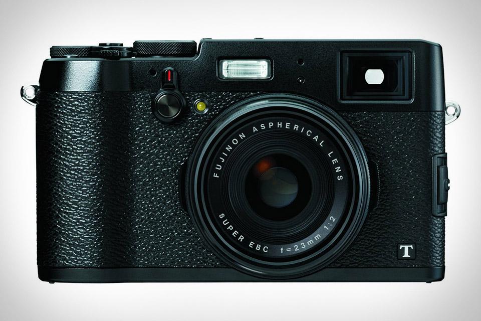 FujiFilm X100T Camera