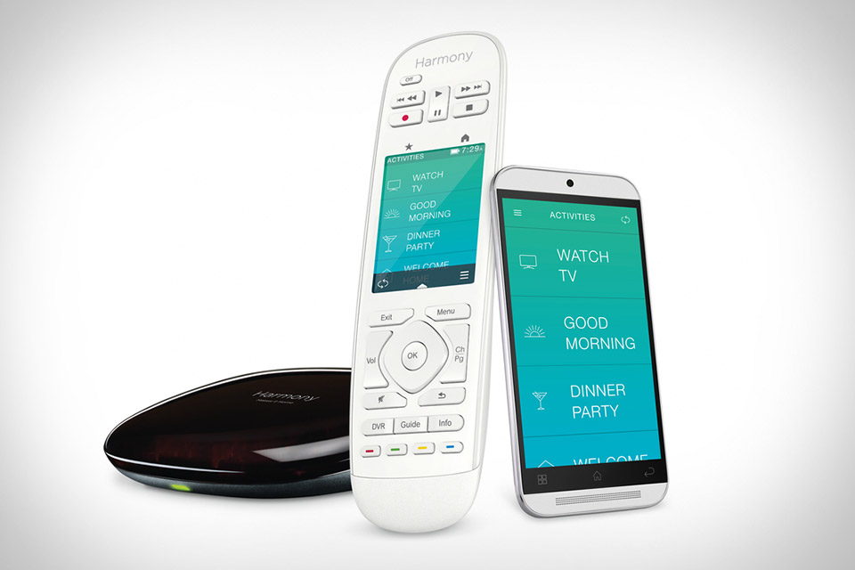 Logitech Harmony Ultimate Home Remote