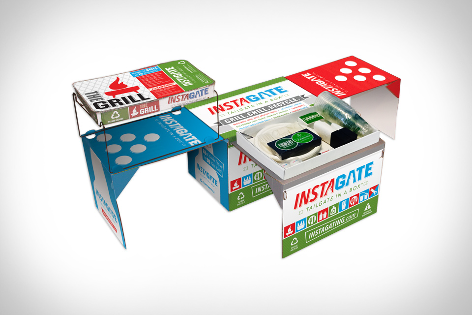 Instagate Tailgating Kit