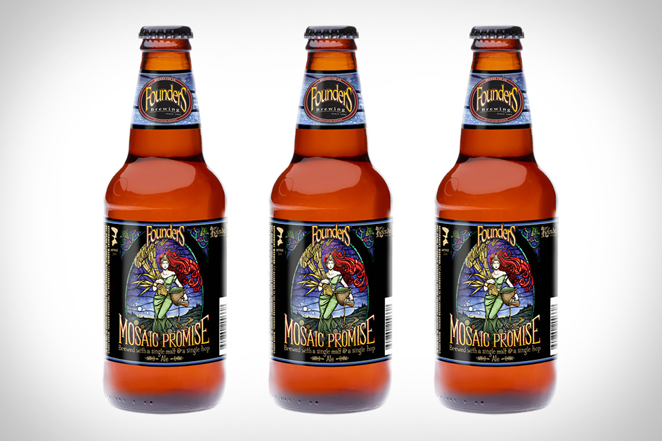 Founders Mosaic Promise Beer
