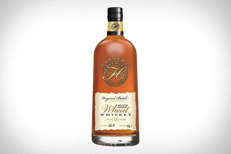 Parker's Heritage Wheat Whiskey