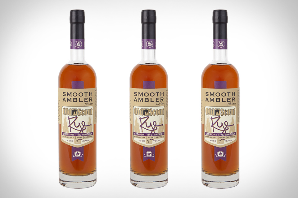 Smooth Ambler Old Scout Rye Whiskey
