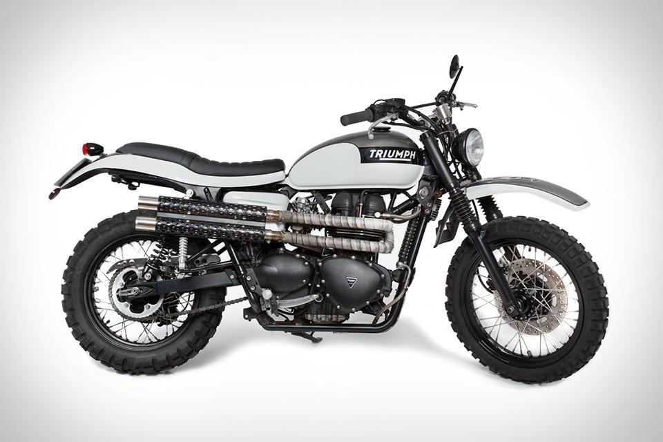Triumph Bonneville Pegaso Motorcycle