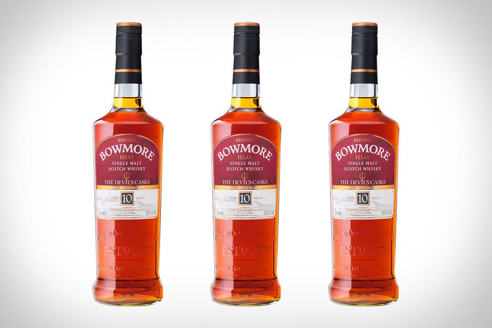 Bowmore Devil's Casks Whiskey