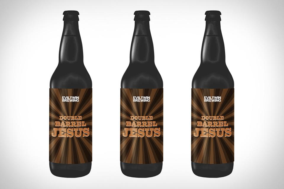 Evil Twin Double Barrel Jesus Beer