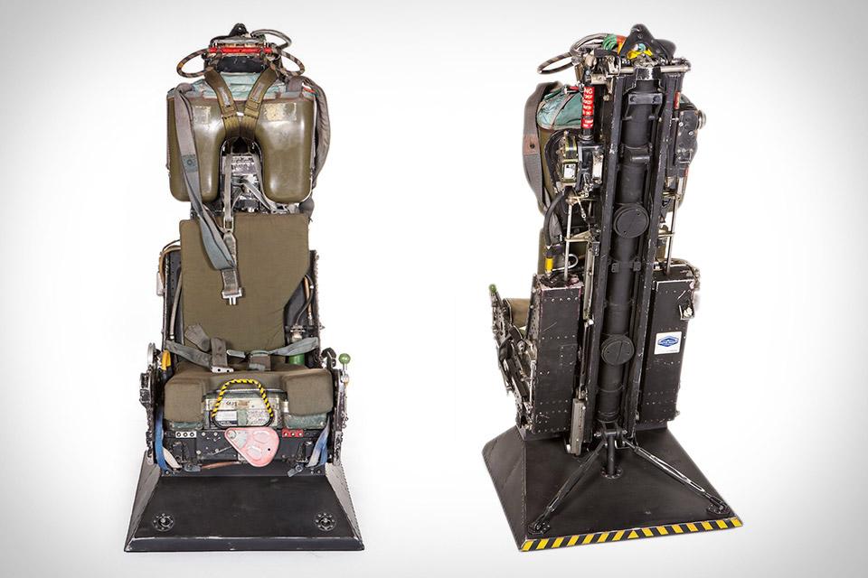 Boeing F-4 Phantom II Ejection Seat & Boeing F-4 Phantom II Ejection Seat | Uncrate
