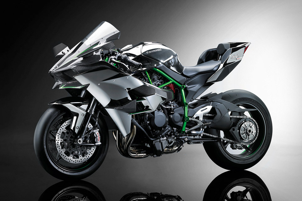 Kawasaki Ninja H2r Motorcycle Uncrate