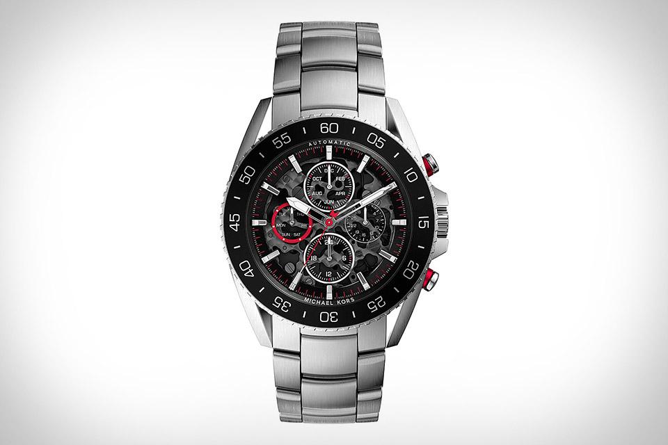 Michael Kors Jetmaster Automatic Watch