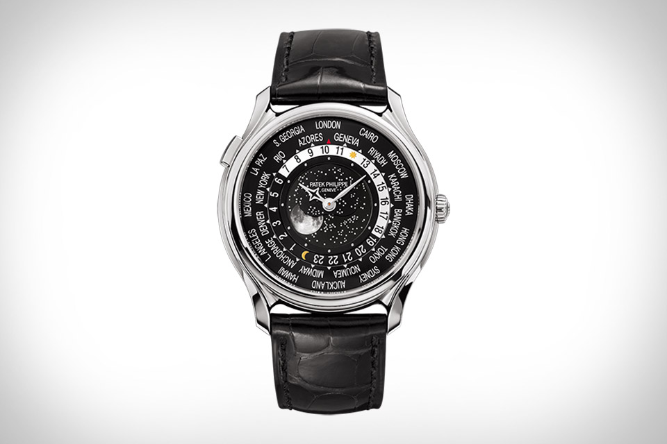 Patek Philippe World Time Moon Watch