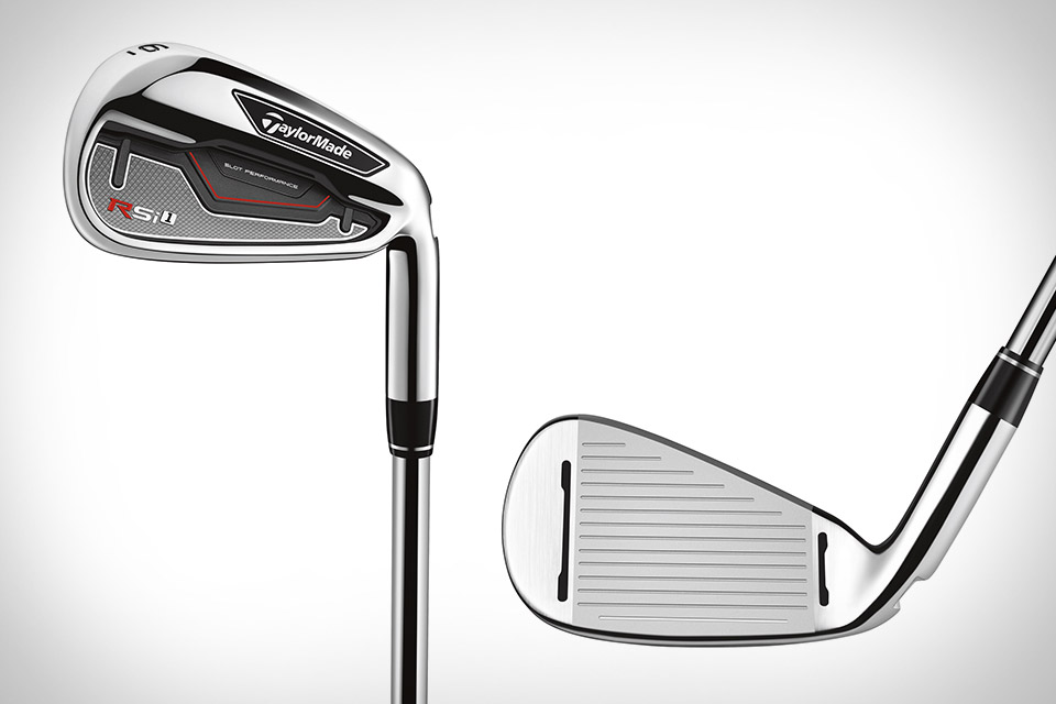 TaylorMade RSi 1 Irons | Uncrate