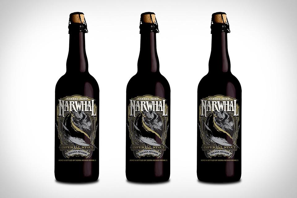 Sierra Nevada Barrel-Aged Narwhal Beer