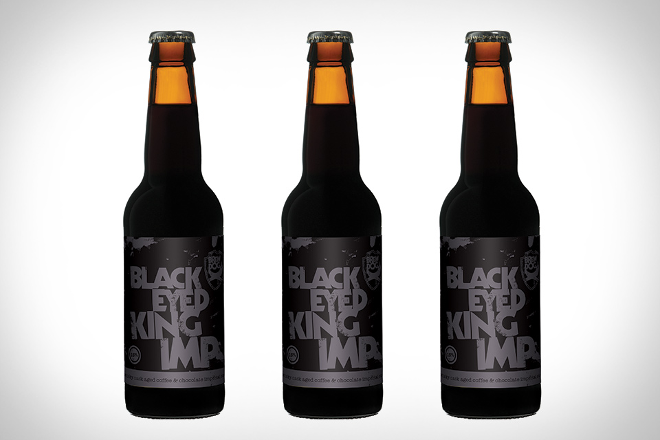 BrewDog Black Eyed King Imp Beer