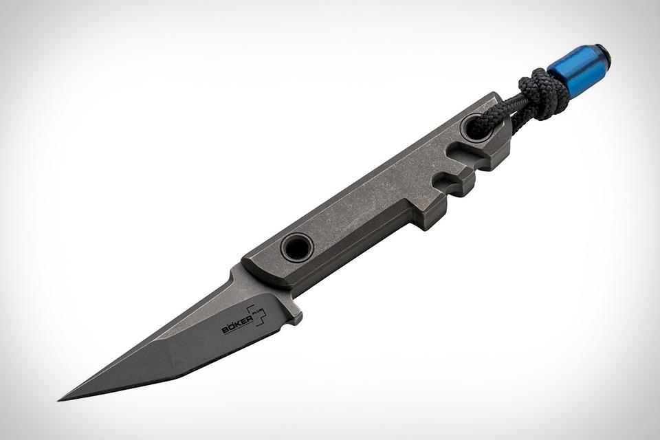 Boker Plus Mini Slik Tanto Knife