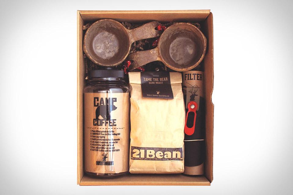 Bush Smarts Camp Coffee Kit