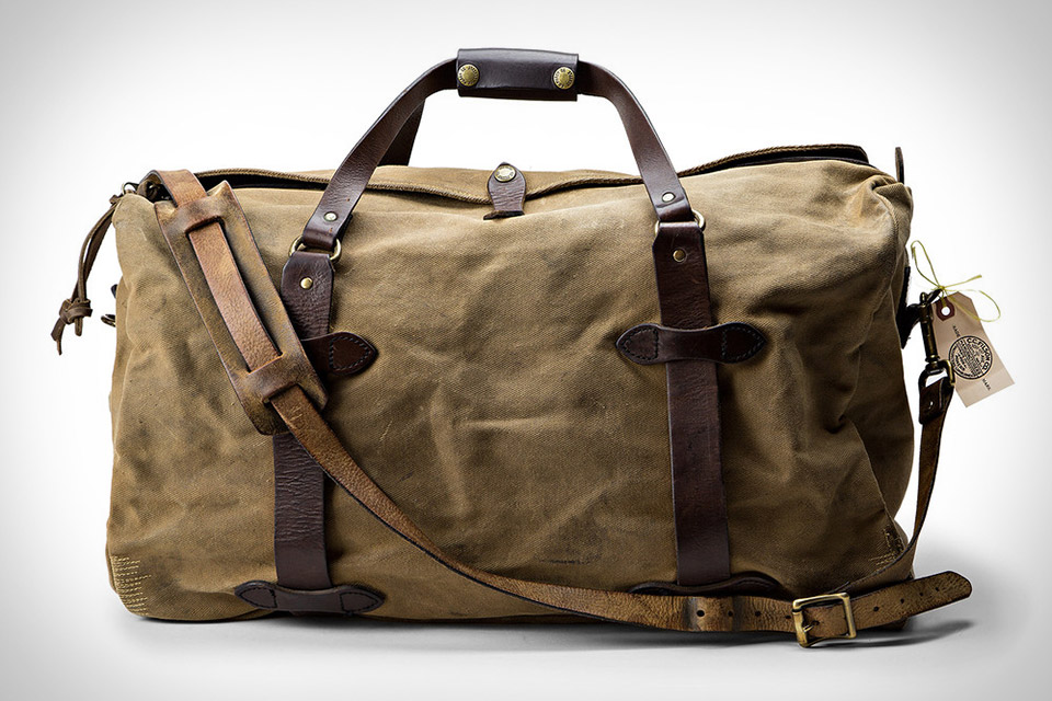Filson Red Bags